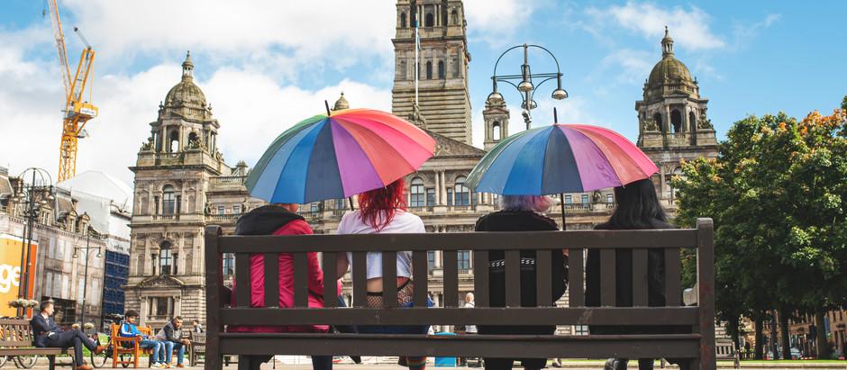 Umbrella Lane Celebrates Pride Month
