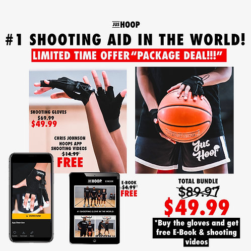 Jushoop Basketball Shooting Glove