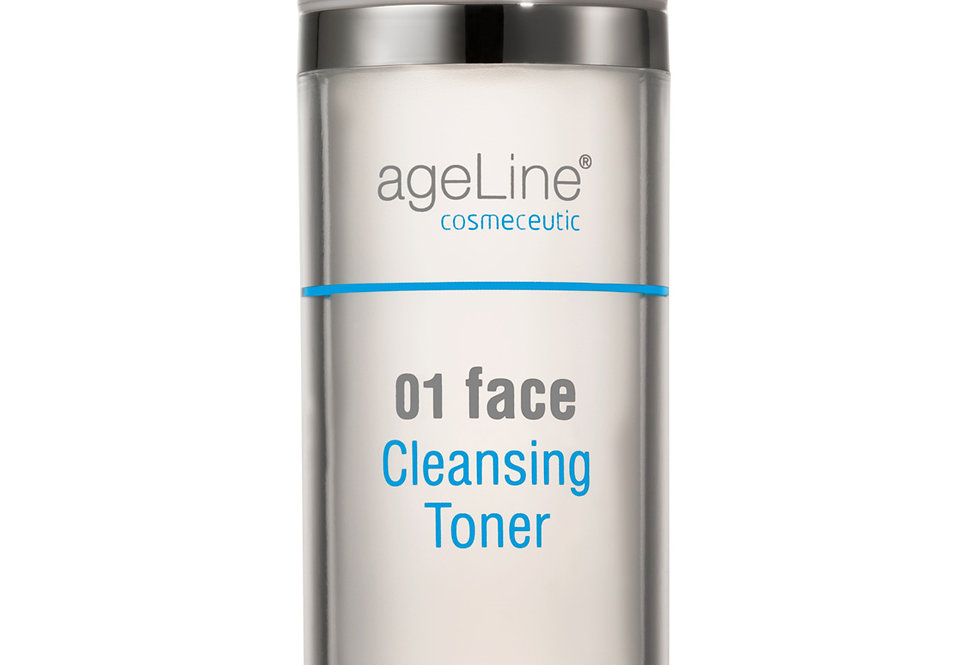 01 Face Cleansing Toner