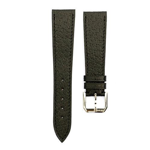 Bracelet vintage porc noir