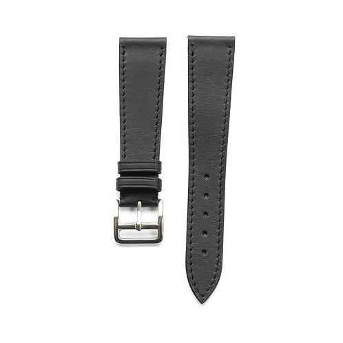 Black  watchstrap