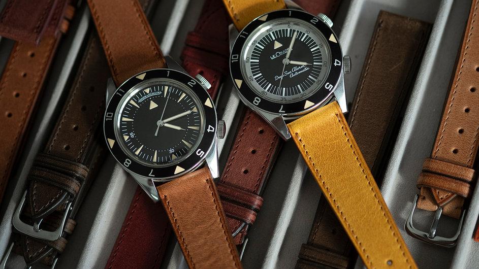 vintage watch strap