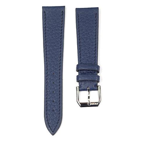 Bracelet taurillon Bleu