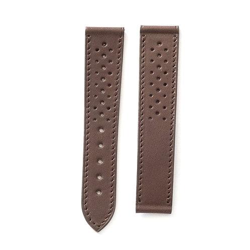 Racing strap chocolat