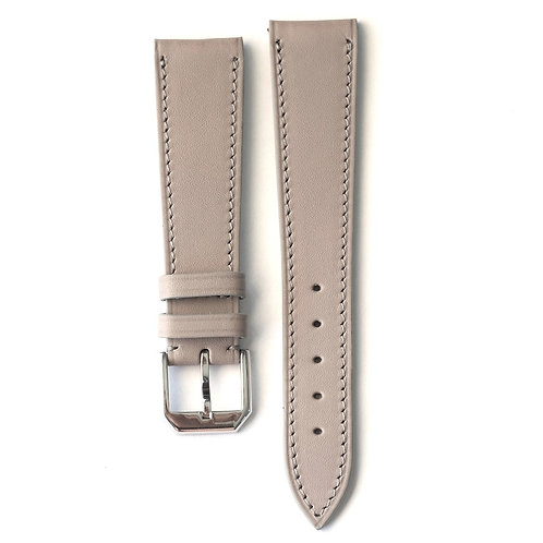 grey souris double tanned  leather