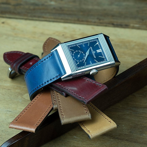 Shell cordovan blue