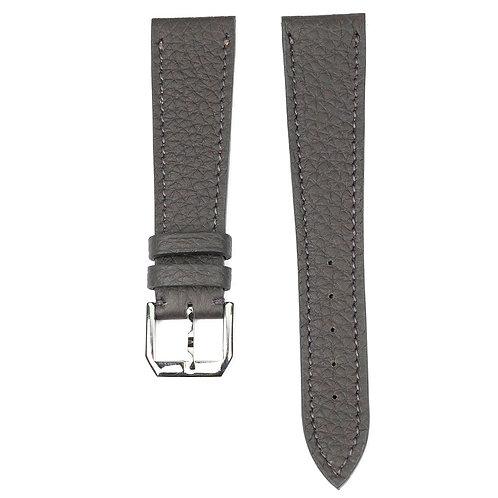 Bracelet taurillon gris