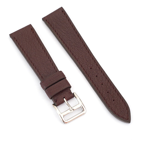 Vintage brown watch strap