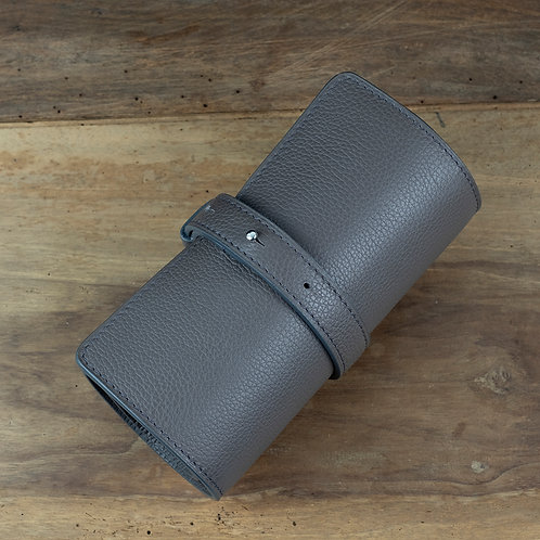 Luxury Roll for six watches grey