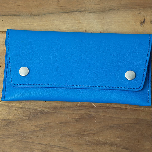 Watch pouch blue