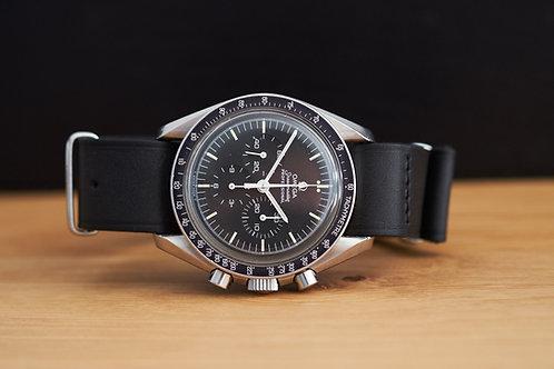 Nato black  watch strap