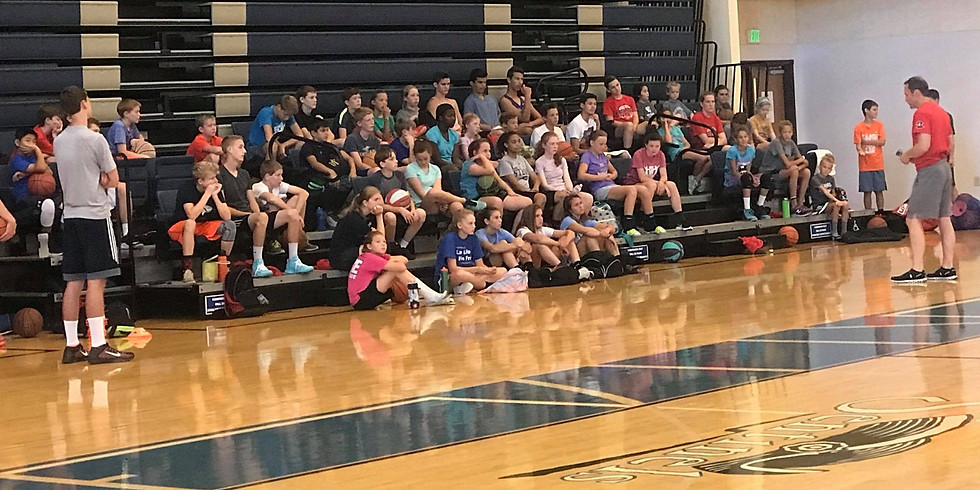 Loudoun County Patriots Basketball Camp July 15 - 19