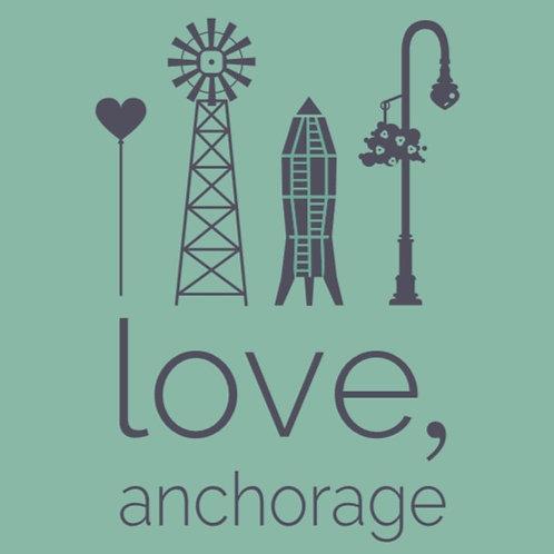 Love, Anchorage Box - Coffee