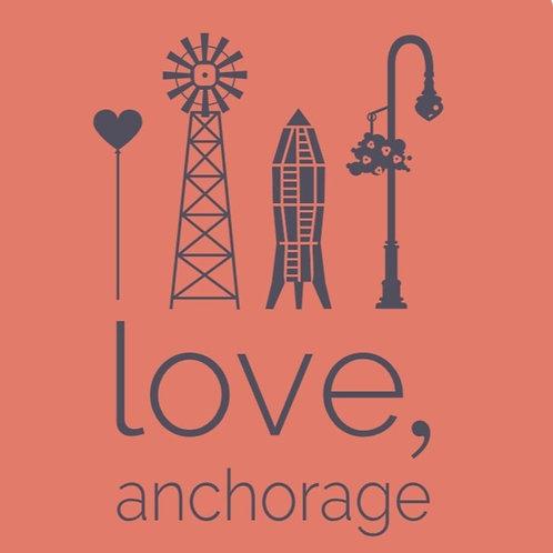 Love, Anchorage Box - Tea