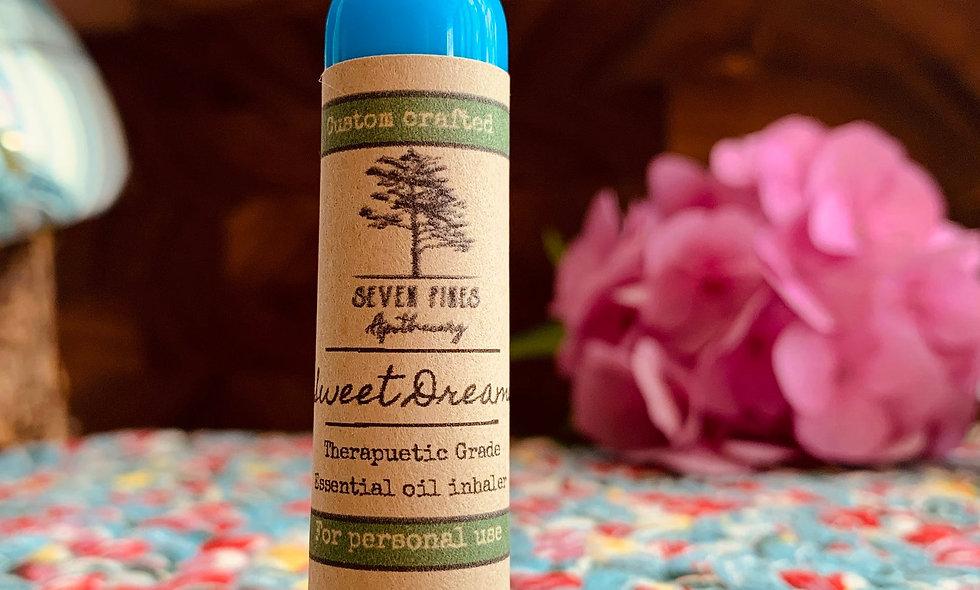 Aromatherapy inhaler: Sweet dreams