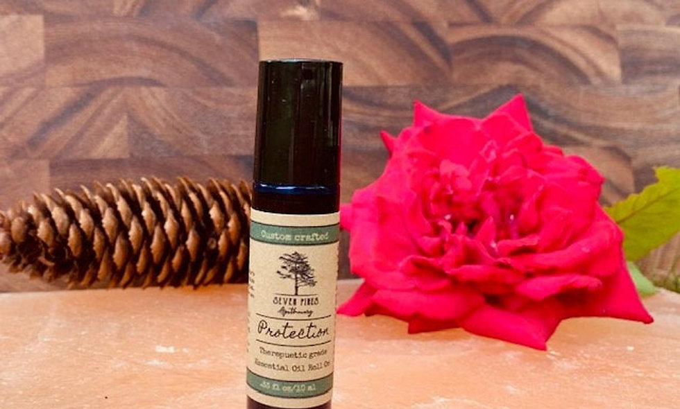 Protection Essential oil roll on
