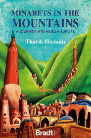 Minarets in the Mountains Book Cover for Bradt Travel Guides