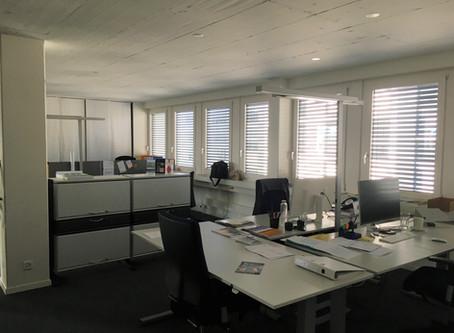 Betrieb gewährleistet, Büros nicht besetzt
