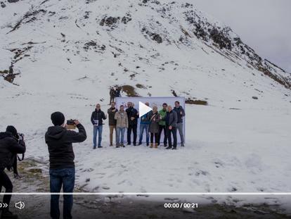 RTS: Un projet d'exposition nationale veut mettre les Alpes à l'honneur en 2027
