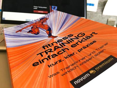 """Öffentlichkeitsarbeit für """"(Fitness)Training einfach erklärt"""""""