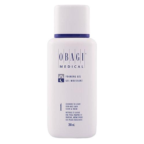 OBAGI Nu-Derm 1 Foaming Gel 200ml (For Normal/Oily Skin)