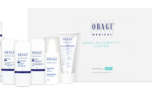 OBAGI Nu-Derm FX Trans Syst N/Oily (IN BAG, NOT BOXED)