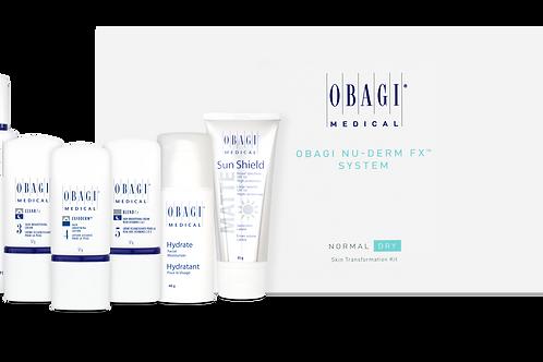 OBAGI Nu-Derm FX Trans System N/Dry (IN BAG, NOT BOXED)