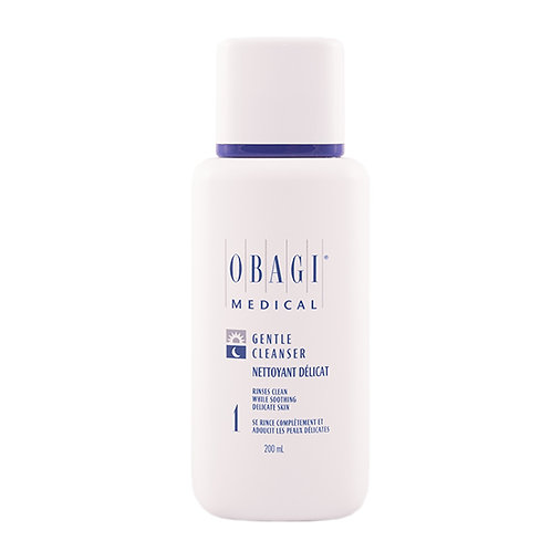 OBAGI Nu-Derm 1 Gentle Cleanser 200ml (For Normal/Dry Skin)