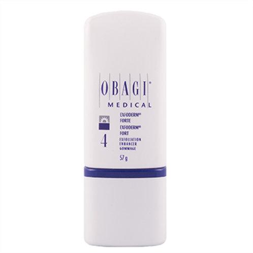 OBAGI Nu-Derm 4 Exfoderm Forte 57g (For Normal/Oily Skin)