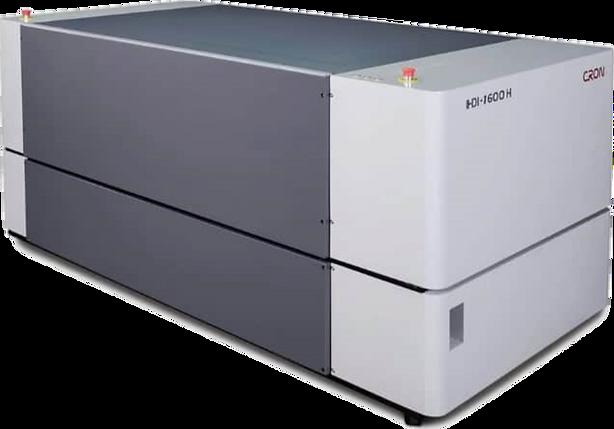 CTP Flexo CRON HDI 1600