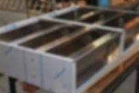 Caisson Aluminium
