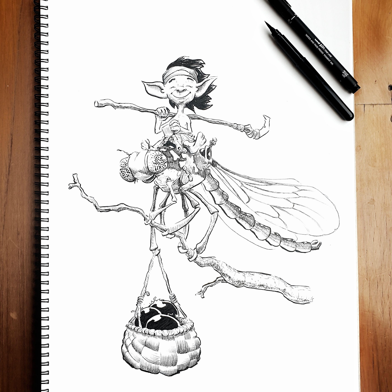 Dragonfly Rider