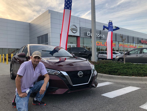 Daytona Nissan Gets Their First Dogecoin Customer!
