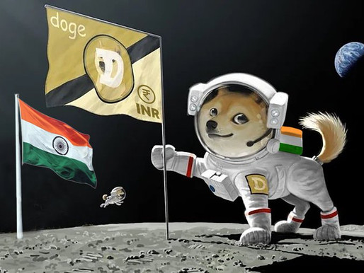 India's Largest Crypto Currency Exchange Is Adding Dogecoin! (CoinDCX)