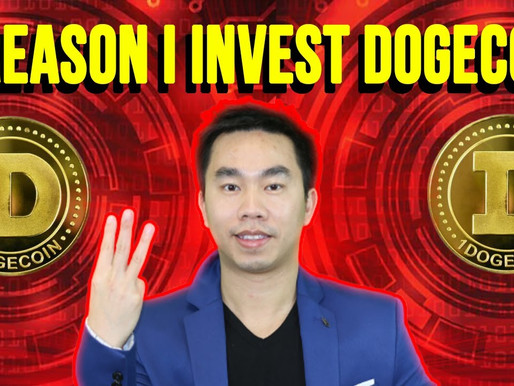 3 Reasons Why Jimmy Tran Invests In Dogecoin.