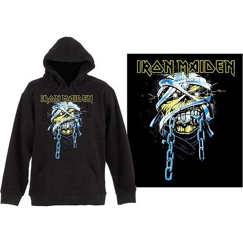 Iron Maiden -Powerslave (hanorac unisex)