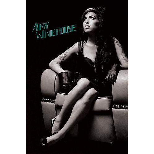 Amy Winehouse - Chair (poster)