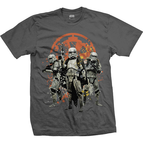 Star Wars - Solo Troopers Comp (tricou unisex)