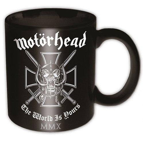 Motorhead - Iron Cross (cană ceramică)