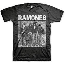Ramones - 1st Album (tricou unisex)