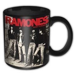 Ramones - Rocket to Russia (cană ceramică)