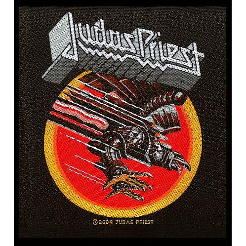 Judas Priest -Screaming For Vengeance (patch)