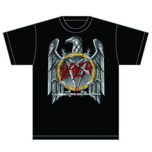 Slayer - Silver Eagle (tricou unisex)