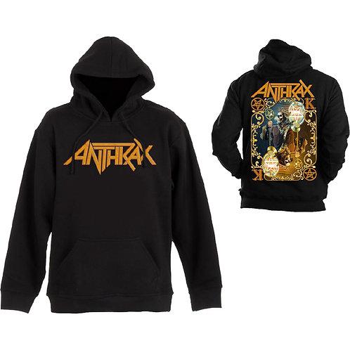 Anthrax - Evil Twin (hanorac unisex)