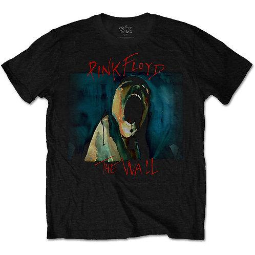 Pink Floyd - The Wall Scream (tricou unisex)