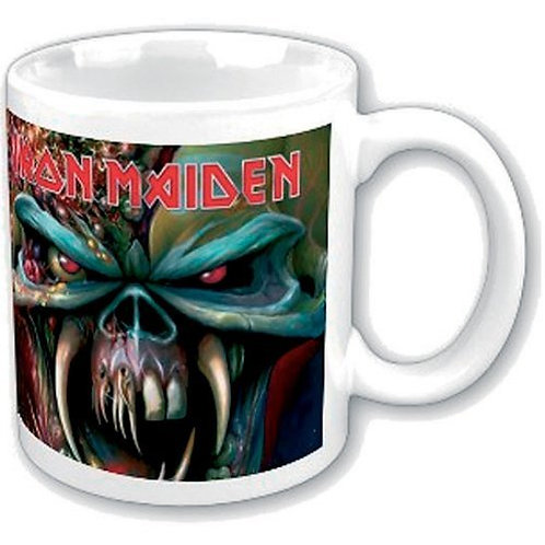 Iron Maiden - The Final Frontier (cană ceramică)