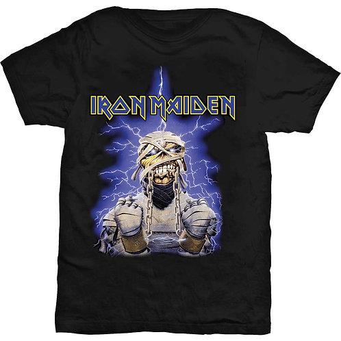 Iron Maiden - Power Slave Mummy (tricou unisex)