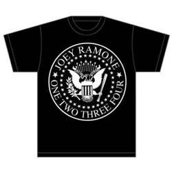 Ramones - 1234 Seal (tricou unisex)
