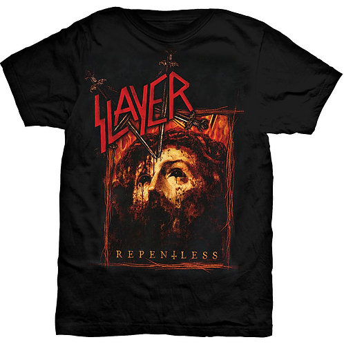 Slayer - Repentless Rectangle (tricou unisex)