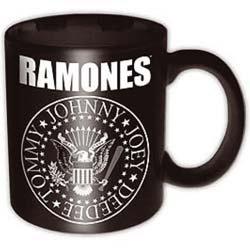 Ramones - Presidential Seal (cană ceramică)
